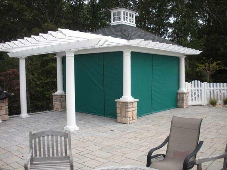 Exterior: Gorgeous Screen Porch Glass Enclosures And Gentek Porch Enclosures  from Why Porch Enclosures Are - Best 20+ Porch Enclosures Ideas On Pinterest Screened Deck