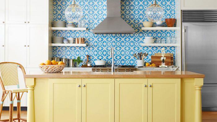Les 25 meilleures id es de la cat gorie repeindre meuble cuisine en exclusivit sur pinterest - Stickers plan de travail cuisine ...