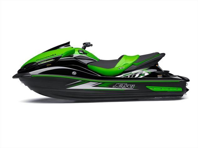 2016 Kawasaki Jet Ski Ultra 310R Profile Left