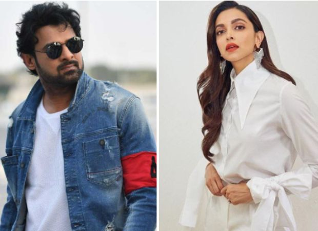 Breaking Prabhas And Deepika Padukone To Share Screen For The First Time Bollywood News Hollywood Actor Bollywood Movie