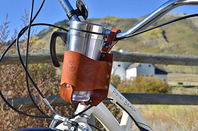 Personalized Bicycle Cup Holder Bike Cup Holder Handle Bar Cup