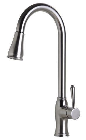 102 best gooseneck kitchen faucets images on kitchen