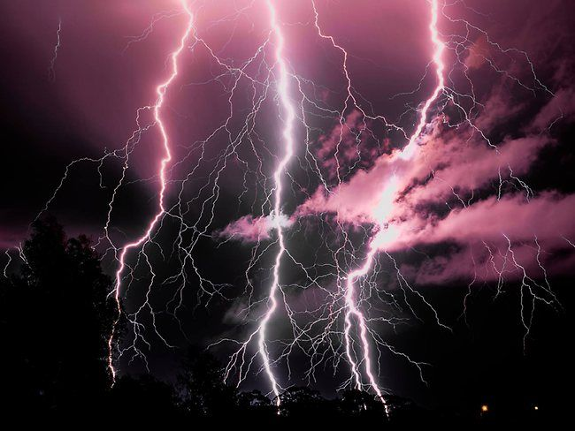 lightning | Lightning over Adelaide during storm on January 17, 2014 | Photo Galleries and News Photos | News Pictures and Photos | The Adve...