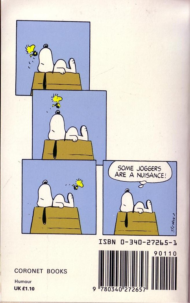 Stay With It, Snoopy - Coronet rpt.1984