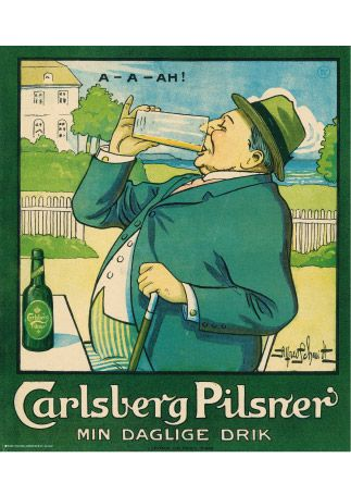 Alfred Schmidt - Carlsberg pilsner