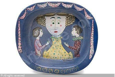 kaipiainen-birger-1915-1988, a-ceramic-dish
