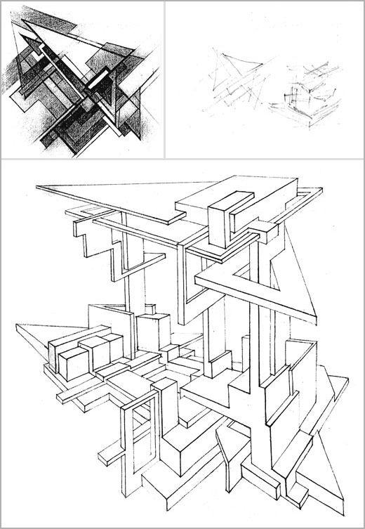 архитектурная композиция экзамен - Поиск в Google