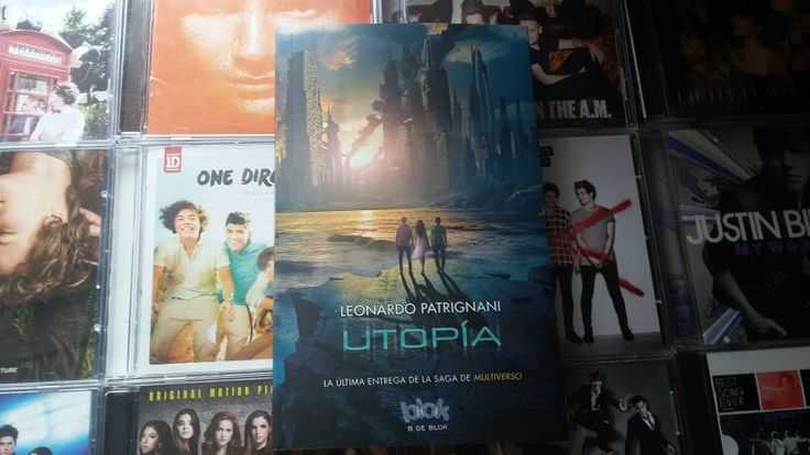 """""""Utopía"""" escrito por Leonardo Patrignani"""