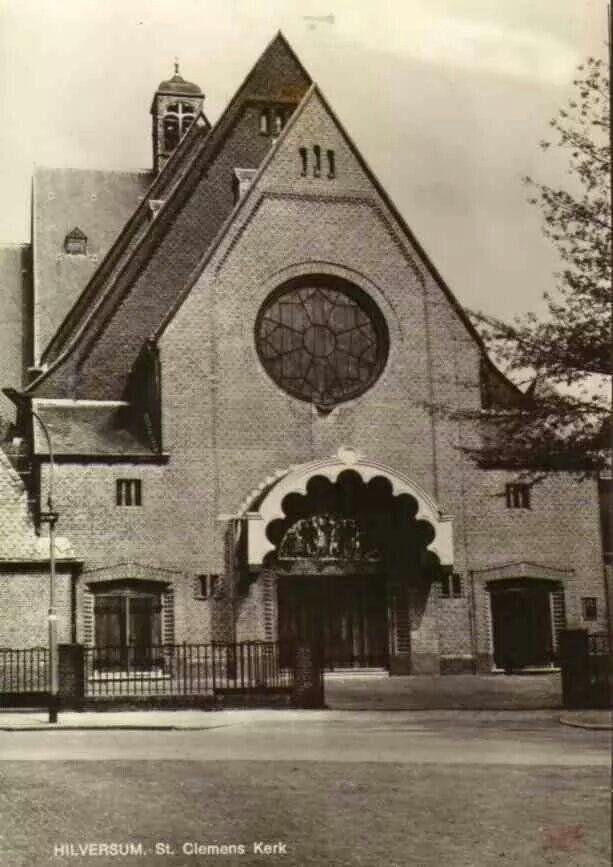 Clemenskerk bosdrift