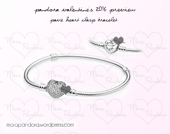 pandora valentines day 2016 collection preview - Valentines Pandora Charms