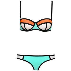 Bella Thorne in a bikini top and denim cut-offs with boyfriend Gregg Sulkin | Daily Mail Online