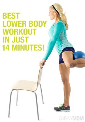 These moves only take 14 minutes and they WORK!