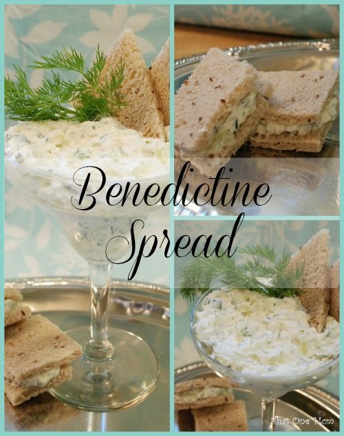 Benedictine Spread...It's Not Just For the Derby!  www.thatonemom.com