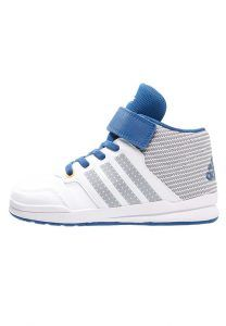 Sneaker günstig kaufen | Kinder adidas Performance JAN BS 2 MID Sneaker high white/clear onix/blue | 04055341297806