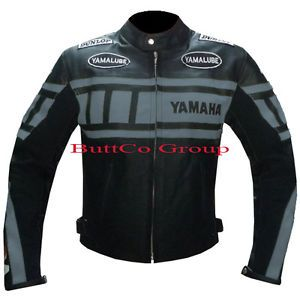 nuevo diseno cuero de vaca cuero genuino yamaha 0120 gris moto chaqueta de moto - Categoria: Avisos Clasificados Gratis  Estado del Producto: Nuevo con etiquetasYamaha 0120 GreyBlack Cowhide Leather Armoured jacket for Bikers13mm thickness and drum dyed LeatherCustom made with pictures are of exact jacket as shown Jackets are made with high quality Cowhide A GRADE Leather Jackets are made with full safety standard for bikers, high quality cowhide 13 mm thickness and is drum dyed leather The…