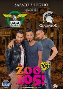 Notte Rosa con lo Zoo di 105 alla Baia Imperiale http://www.nottiromagnole.it/?p=13480