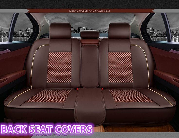 Good quality & Free shipping! Full set car seat covers for Ford Edge 5seats 2017-2009 durable fashion seat covers for Edge 2016