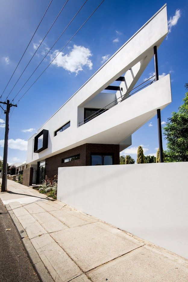 Mount Lawley House by Robeson Architects / Small Project Architecture Commendation / Photography by Dion Photography