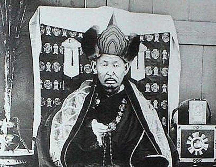 Lama Dashi-Dorzho Itigilov