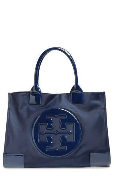 Tory Burch 'Ella' Nylon Tote available at #Nordstrom #lastchancefinds