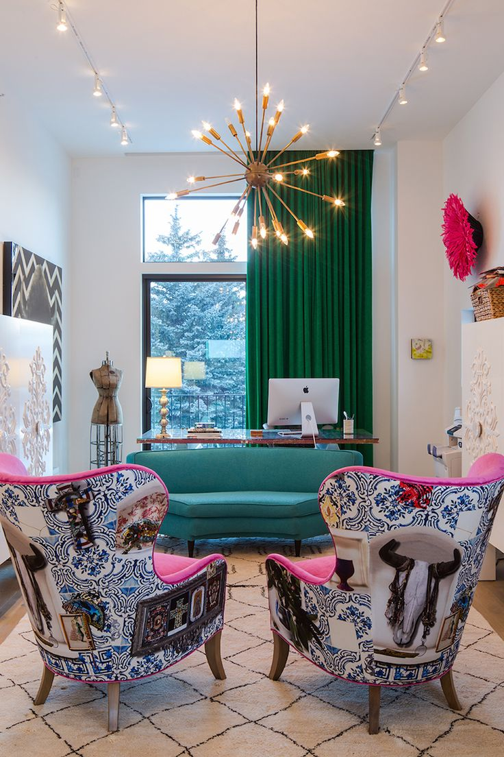 eclectic chairs personal design - Eclectic Interior Design Blogs
