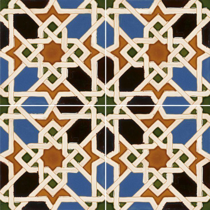 Viúva Lamego arabic mosaic