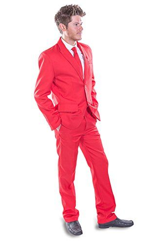 Mr Red Officially Licensed Designer Stag Suit Men Large Stagsuits Http