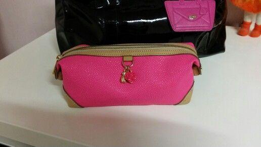 My cosmetic purse
