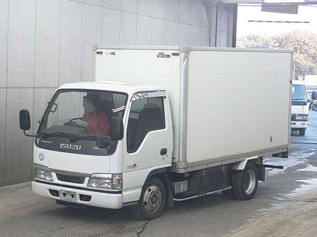 Isuzu Elf Truck 2002 10 Trucks Japan Recreational Vehicles