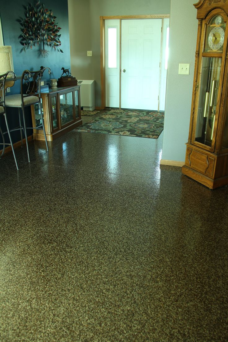 HP Spartacote Mica Polyaspartic  Shaved Crystals  Floor Coating     Hirshfield s Fargo. 47 best Epoxy concrete painting images on Pinterest   Epoxy