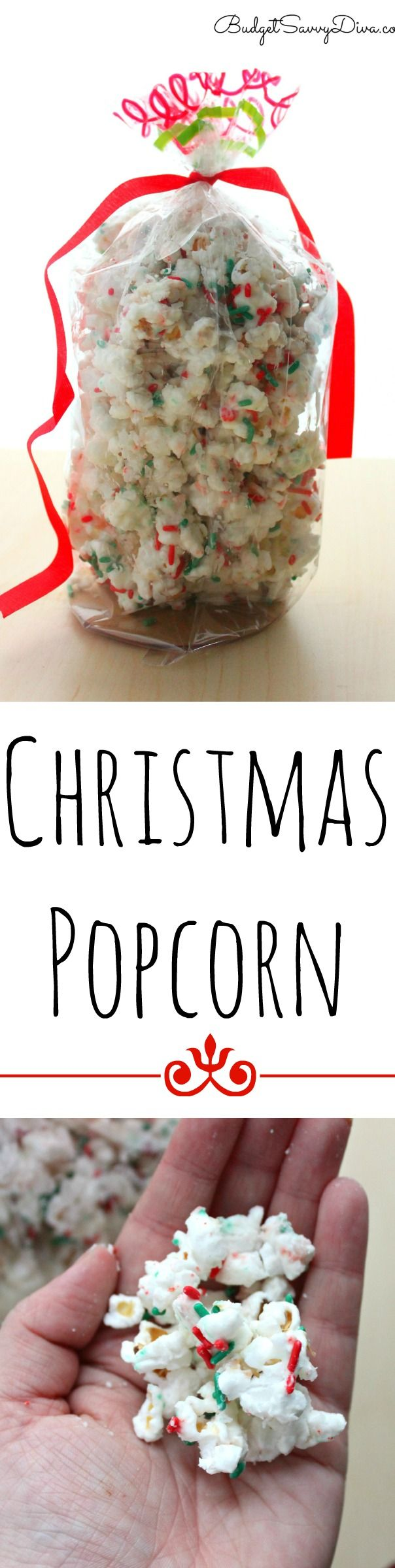 Christmas Popcorn Recipe                                                                                                                                                                                 More
