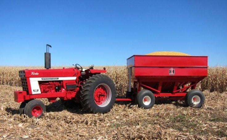 Farmall 1066 Tractor : Ih turbo nf cool tractors pinterest