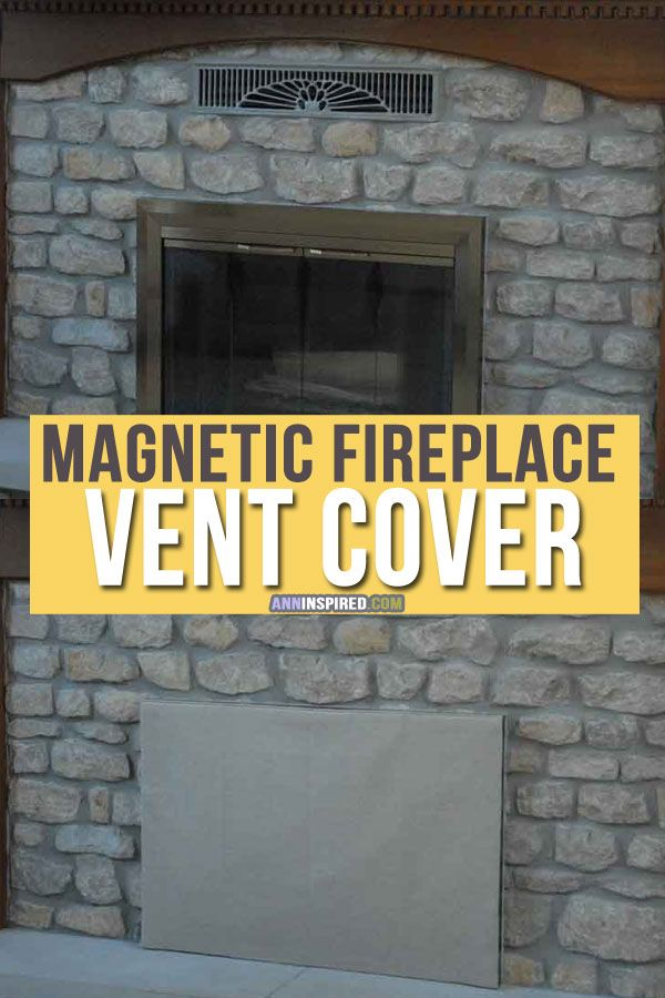 Fireplace Magnetic Vent Cover Ideas Ann Inspired In 2020 Fireplace Vent Covers Fireplace Vent