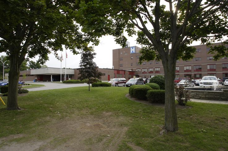 everything about Strathroy Middlesex General Hospital