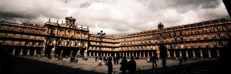 Salamanca, Plaza Mayor by Cristiano Denanni on 500px