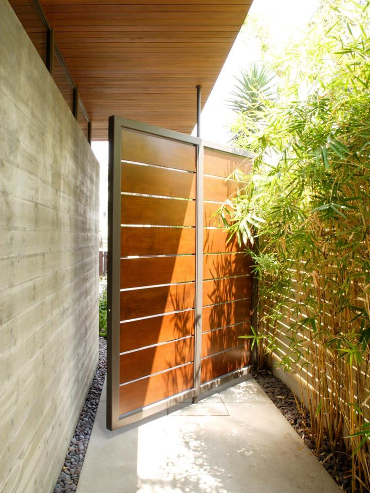 25 Best Ideas About Midcentury Fencing And Gates On