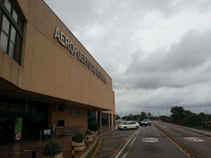 Aeroport de Menorca (MAH)  Mis llegadas y salidas desde la Islita!