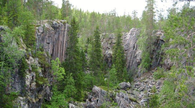 Portinsalon Hiidenportti, Sotkamo - Hannu Rönty Finland