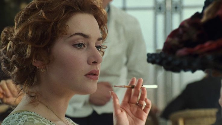 """""""Outwardly, I was everything a well brought up girl should be. Inside, I was screaming."""" Titanic (1997)"""