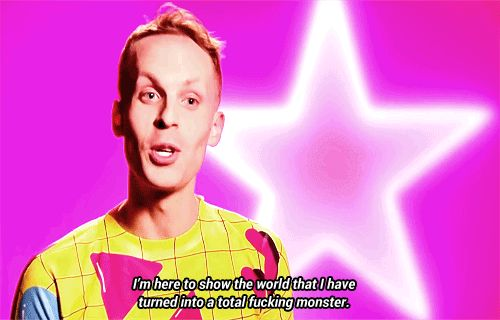 When you're hoping Phi Phi doesn't become the season villain
