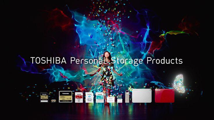 東芝パーソナルストレージ CMキャラクターの有村架純さんが出演する新CM。プロジェクションマッピングを使用した美しい映像と有村さんの演技をご覧ください。 製品情報はコチラ http://www.toshiba-personalstorage.net/
