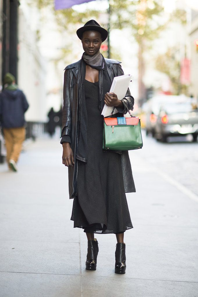 Best Winter Street Style 2013 | POPSUGAR Fashion