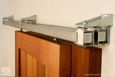 double barn door hardware san francisco - Google Search