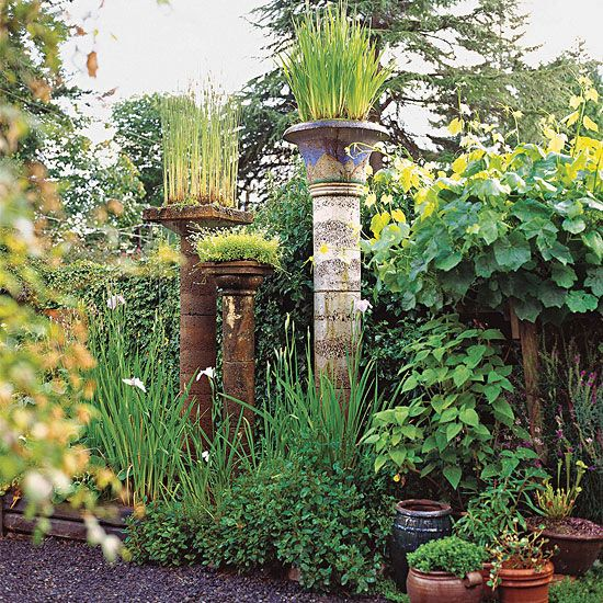 Ideas For Garden Design Relax: Whimsical Landscaping Design Ideas