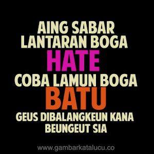 Dp Bbm Bahasa Sunda Kasar