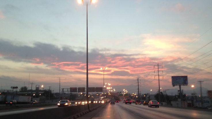 I like this sunrise