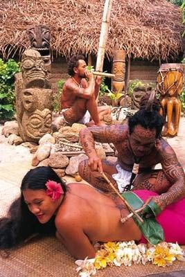 Going to Tahiti, Try These Fun Things to Do: Get a Tribal Tattoo