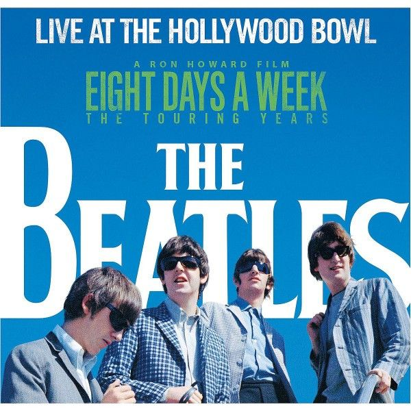 The Beatles - Live at Hollywood Bowl CD
