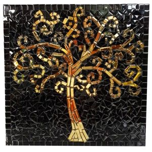 Mosaic Project Project-GOLD TREE OF LIFE R270.00