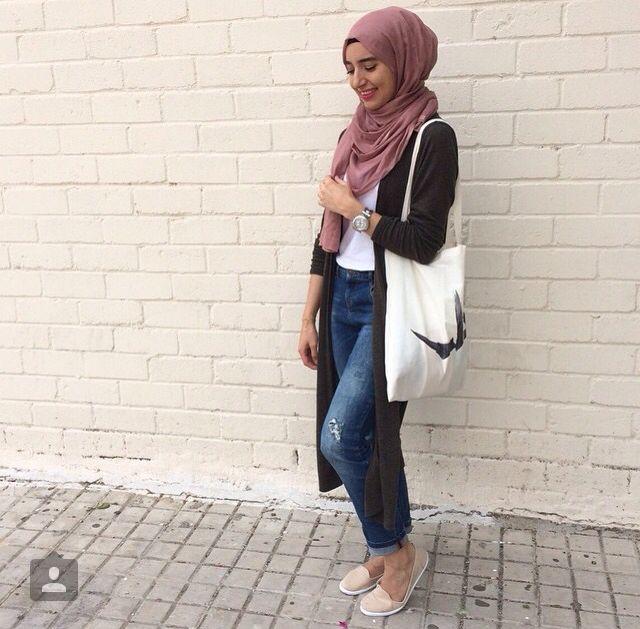 Hijab Fashion Instagram